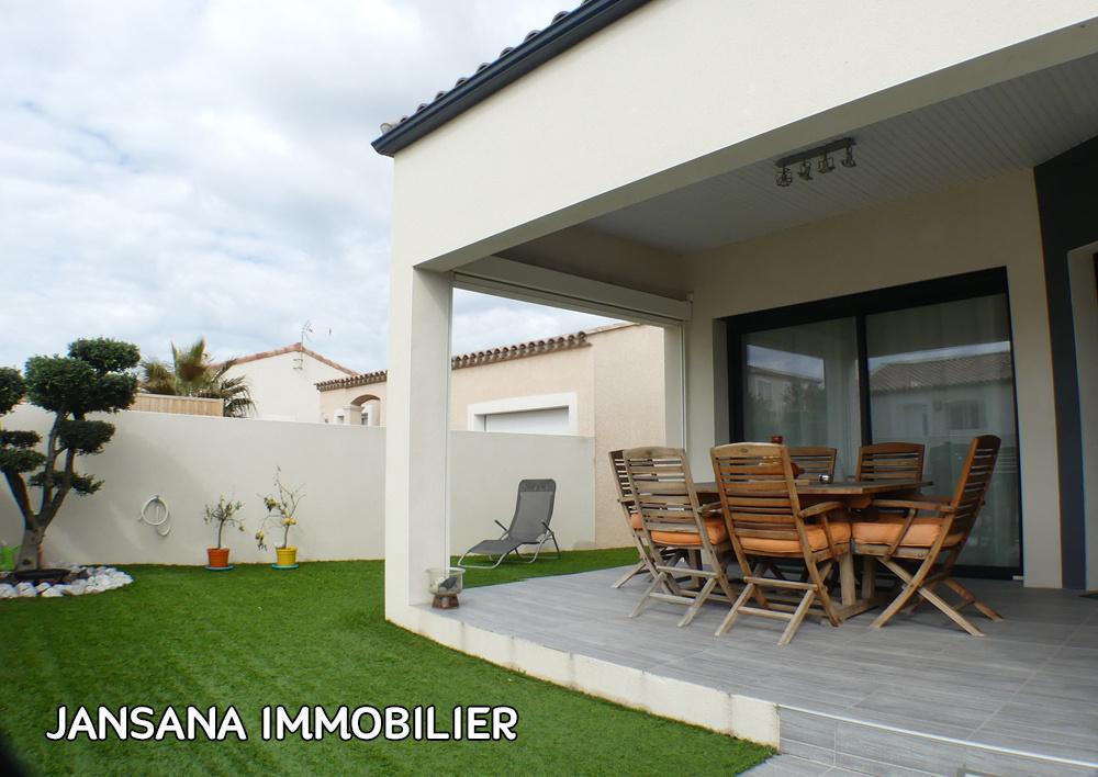 Offres de vente Villa Colombiers 34440